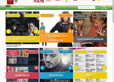 Hírös Agóra Kulturális és Ifjúsági Központ Nonprofit Kft.