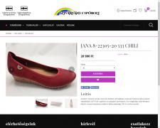Szivárvány Cipőbolt