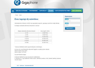 Gigaphone